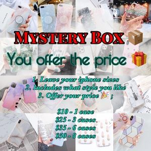 You offer 🎉 Mystery BOX 📦 good deal phone cases